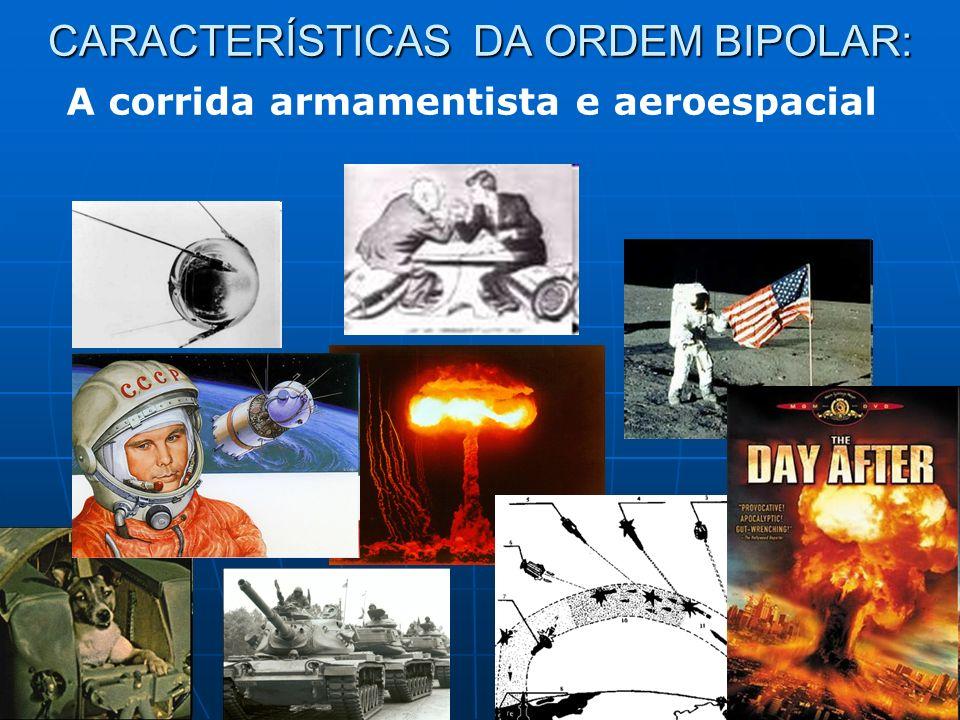 CARACTERÍSTICAS DA ORDEM BIPOLAR: