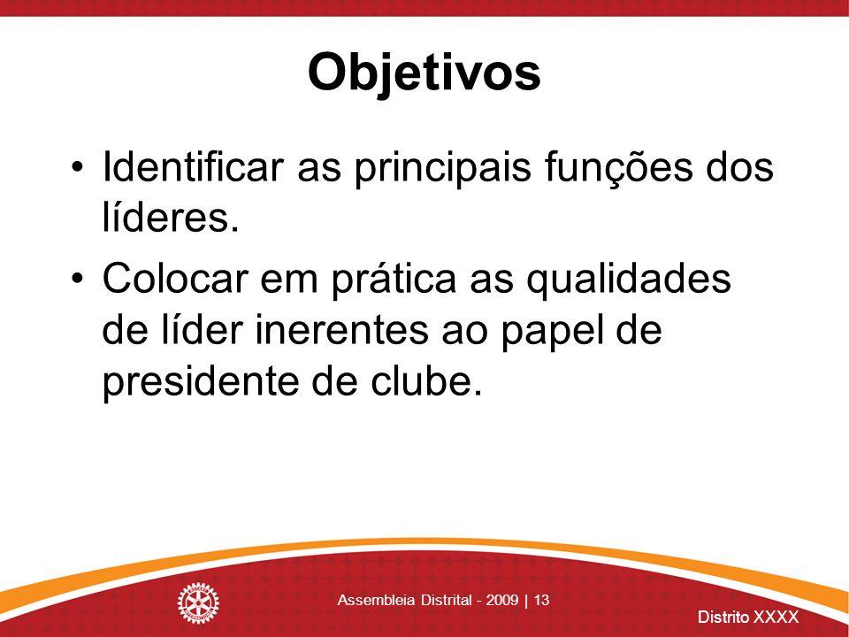 Assembleia Distrital - 2009 | 13