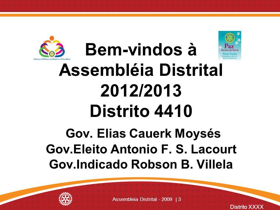 Assembleia Distrital - 2009 | 3