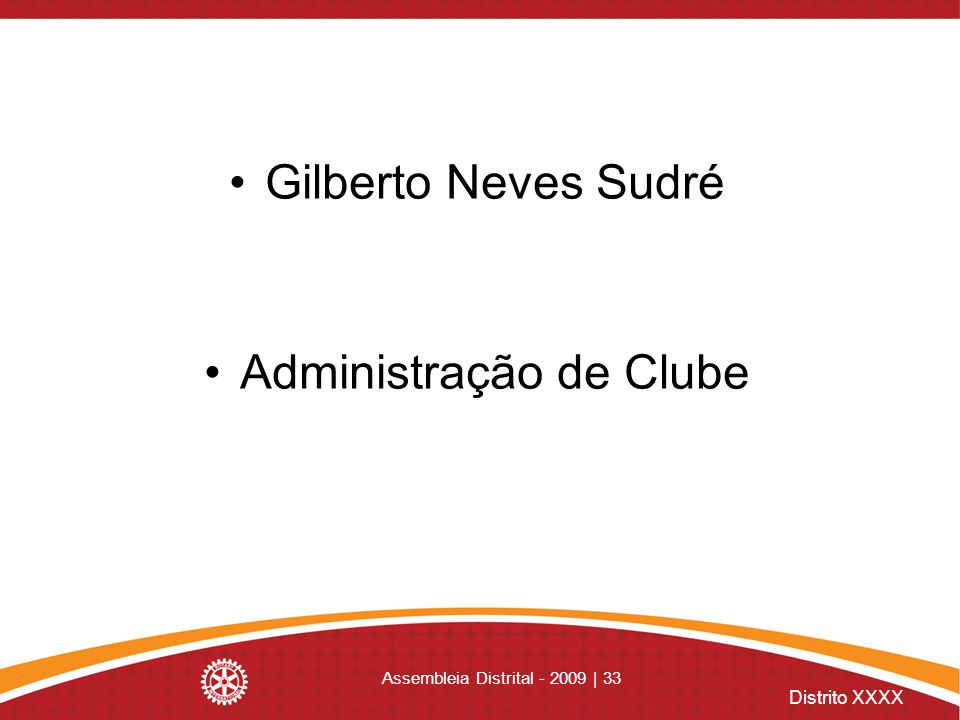 Administração de Clube