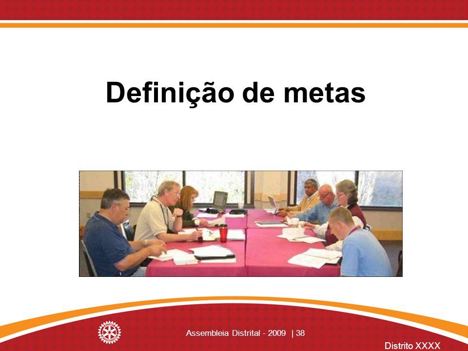 Assembleia Distrital - 2009 | 38
