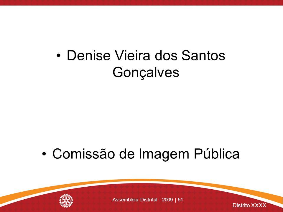 Denise Vieira dos Santos Gonçalves