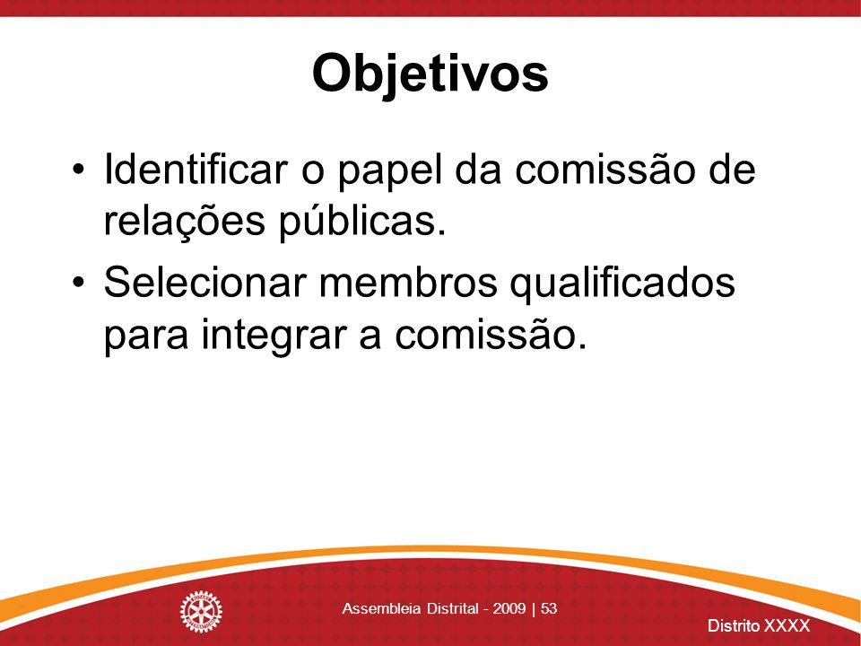 Assembleia Distrital - 2009 | 53