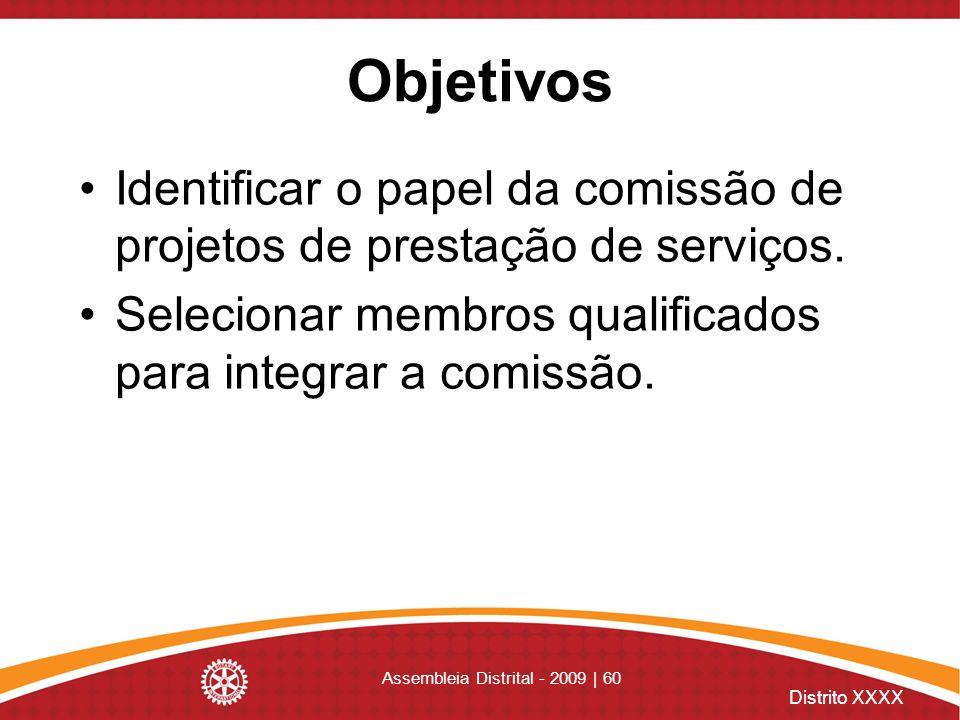 Assembleia Distrital - 2009 | 60