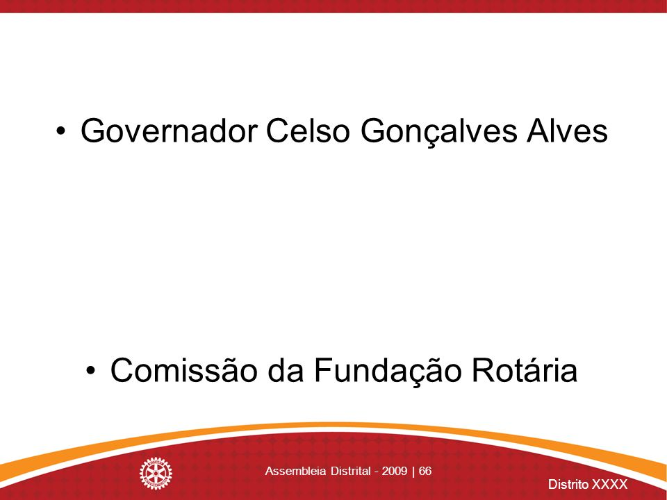 Governador Celso Gonçalves Alves