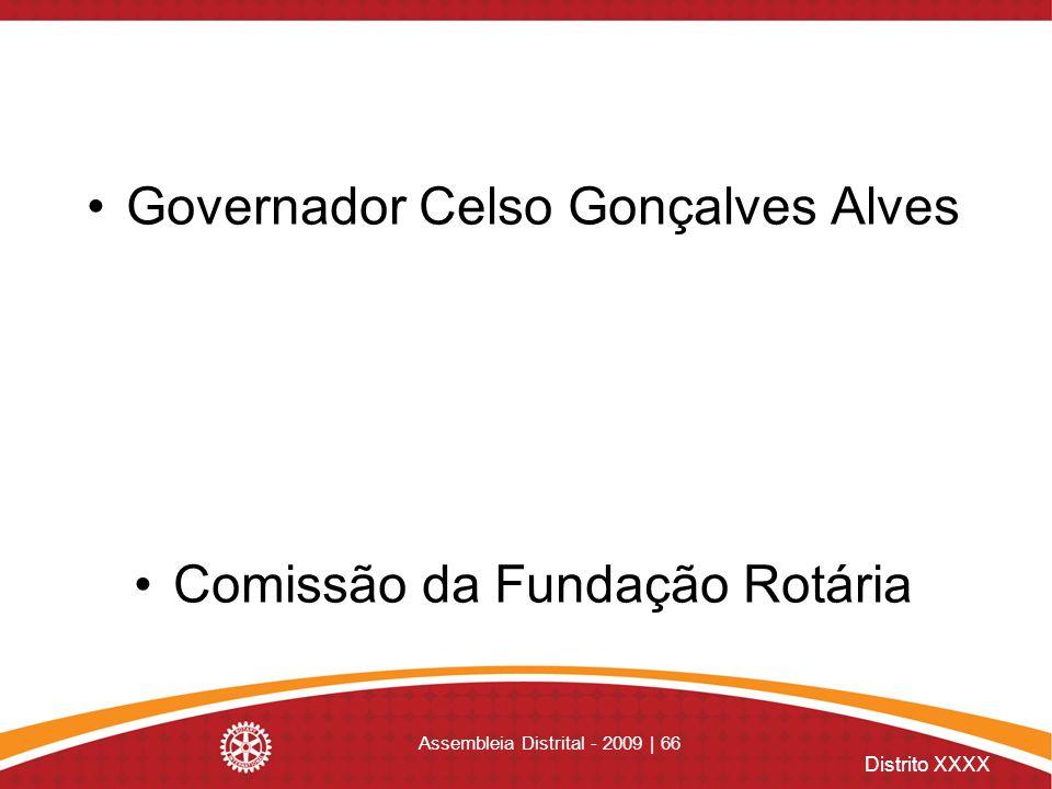 Governador Celso Gonçalves Alves
