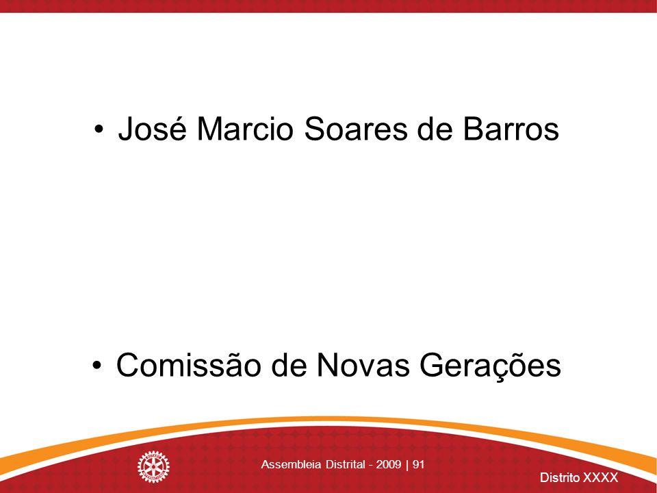 José Marcio Soares de Barros