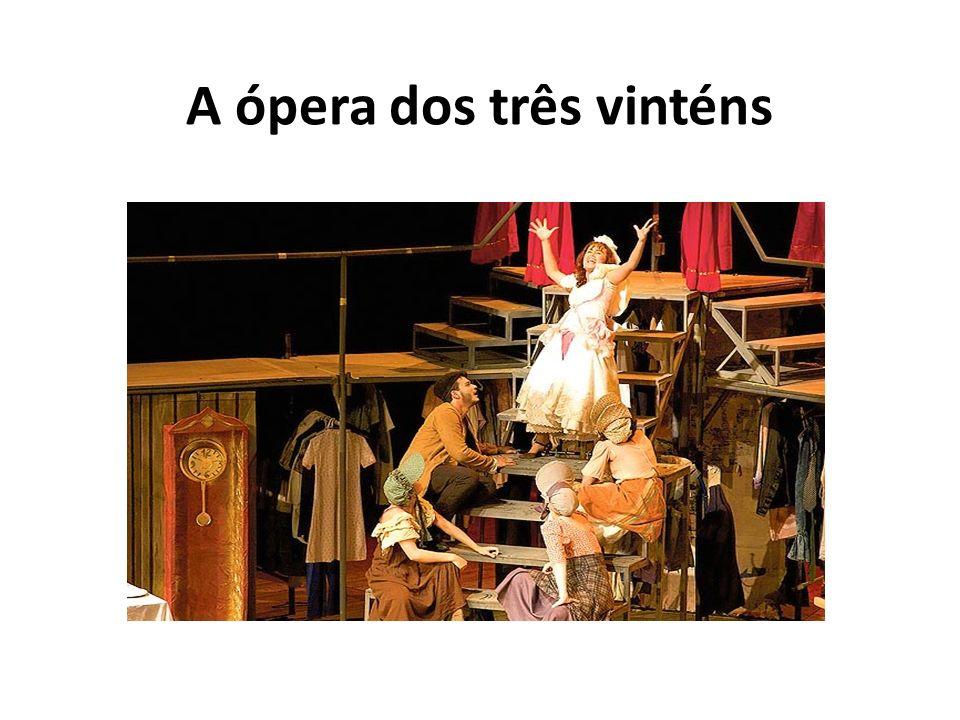 A ópera dos três vinténs