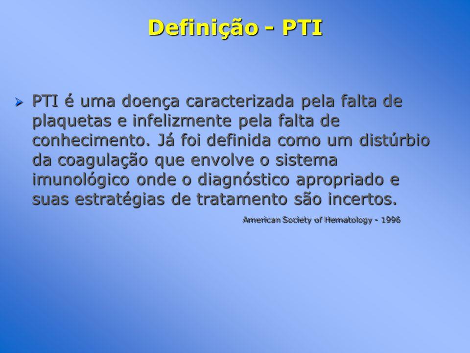 Definição - PTI