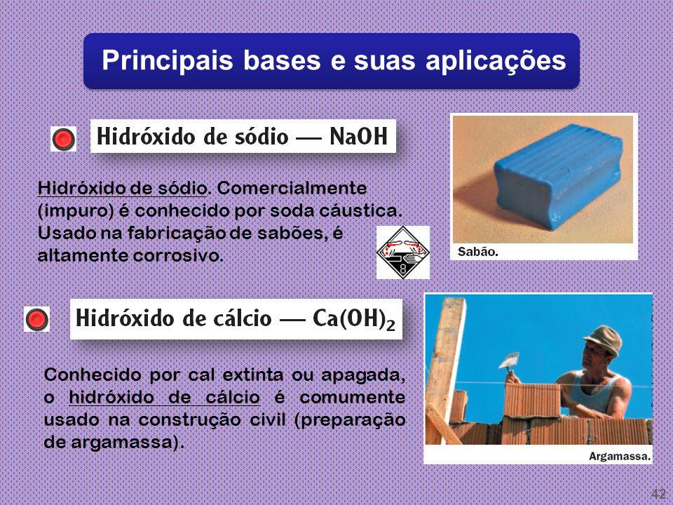 Principais bases e suas aplicações