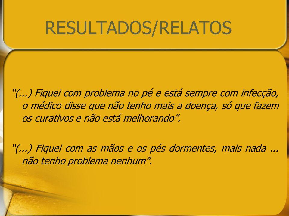 RESULTADOS/RELATOS