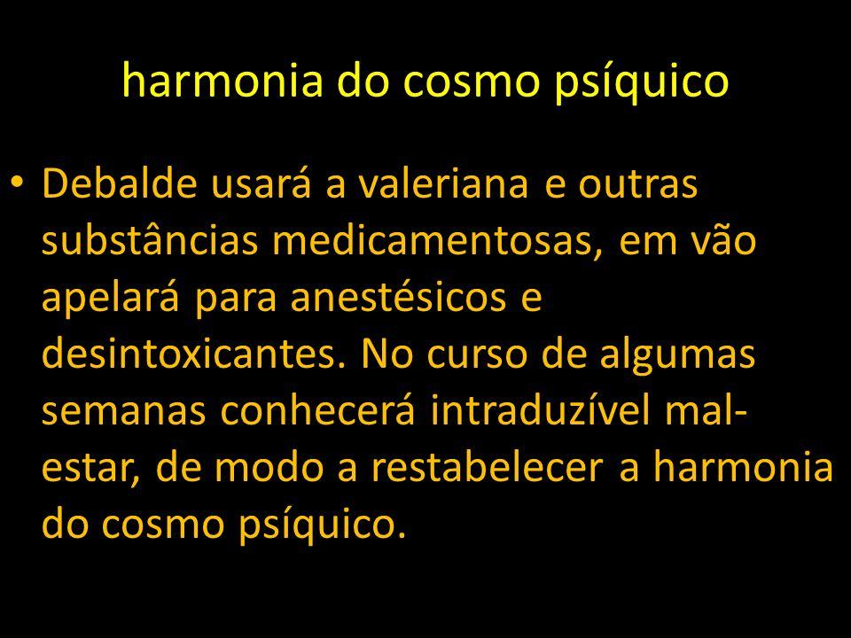 harmonia do cosmo psíquico