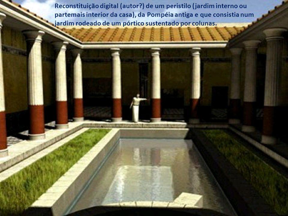 Reconstituição digital (autor