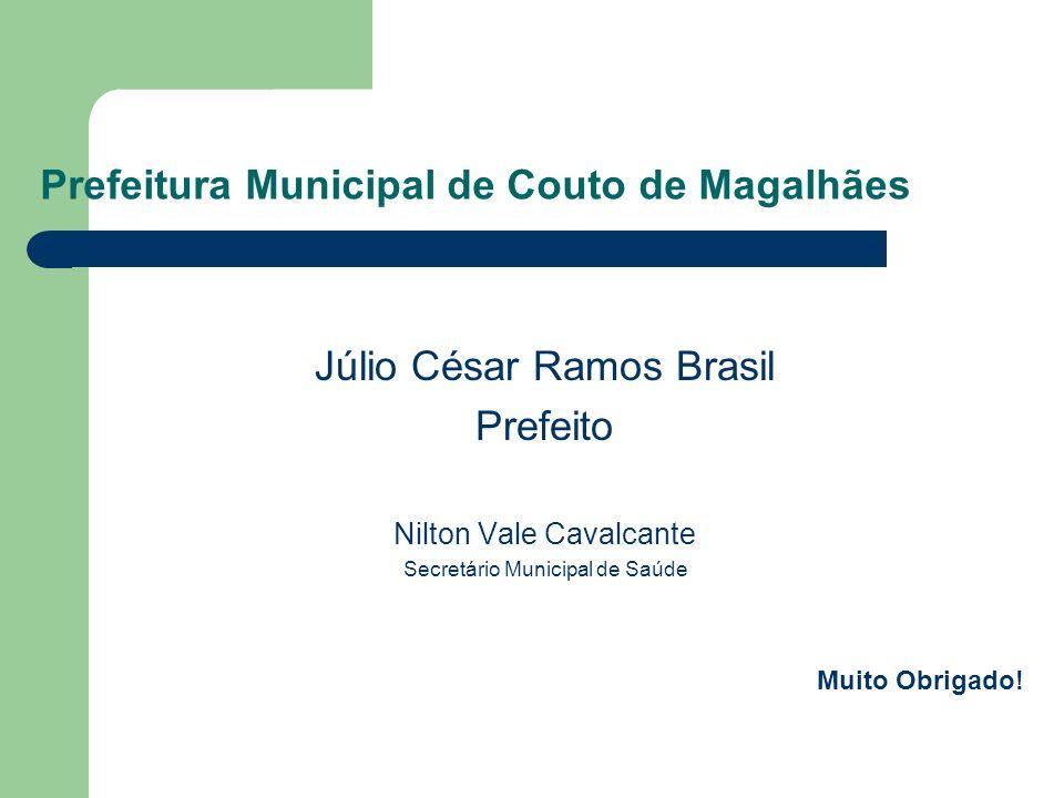 Prefeitura Municipal de Couto de Magalhães