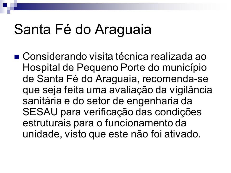 Santa Fé do Araguaia