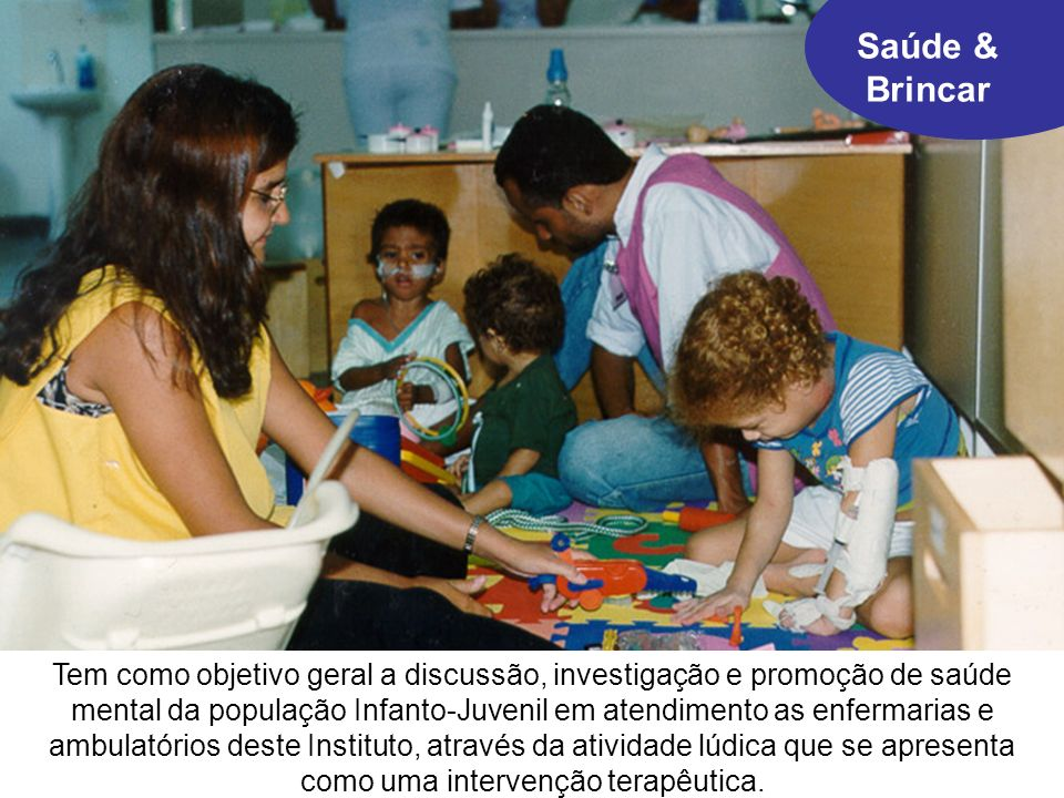 Saúde & Brincar