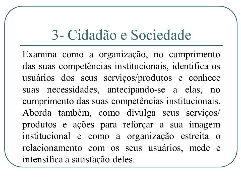 3- Cidadão e Sociedade