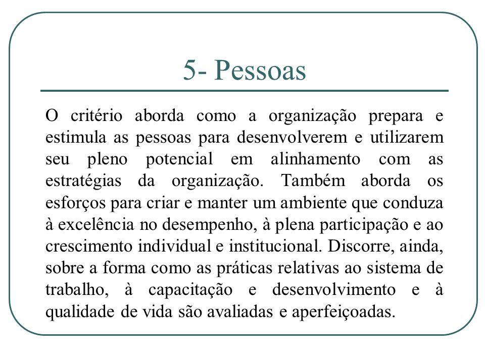 5- Pessoas