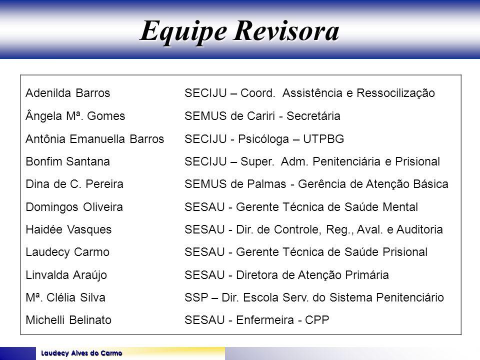 Equipe Revisora Adenilda Barros