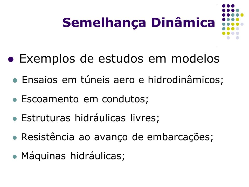 Exemplos de estudos em modelos