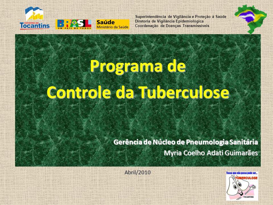 Controle da Tuberculose