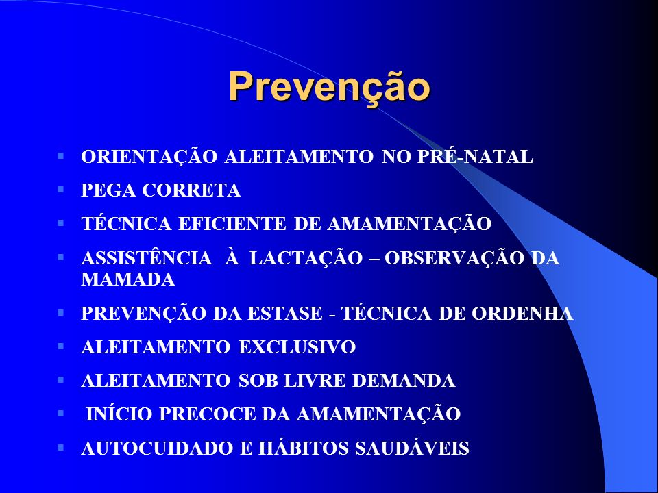 Prevenção ORIENTAÇÃO ALEITAMENTO NO PRÉ-NATAL PEGA CORRETA