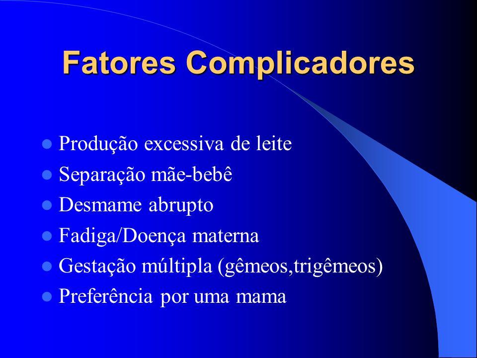 Fatores Complicadores