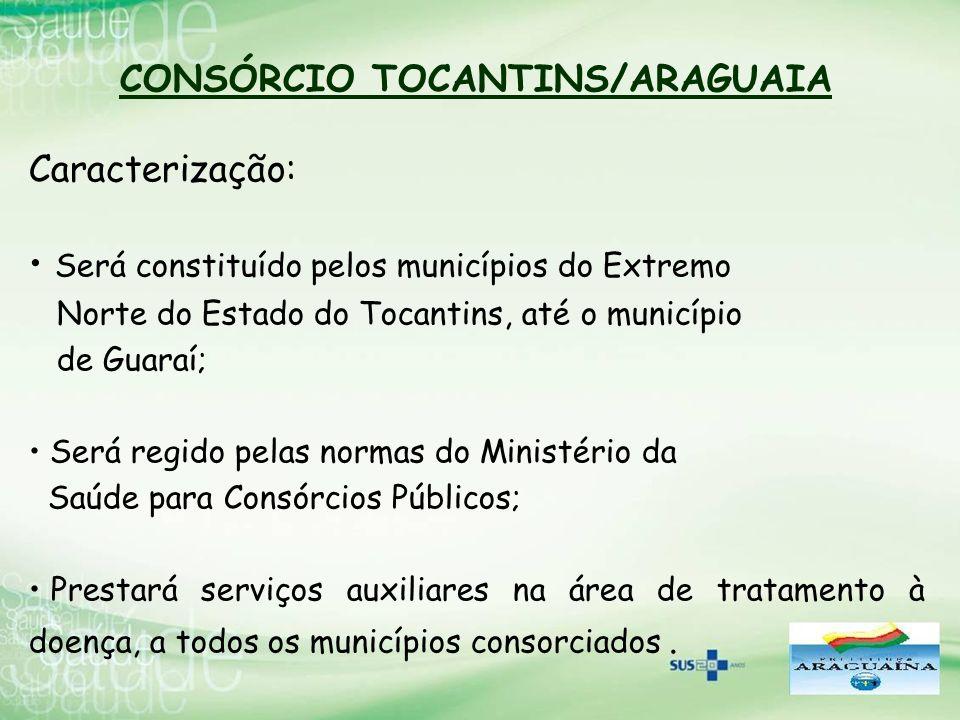 CONSÓRCIO TOCANTINS/ARAGUAIA