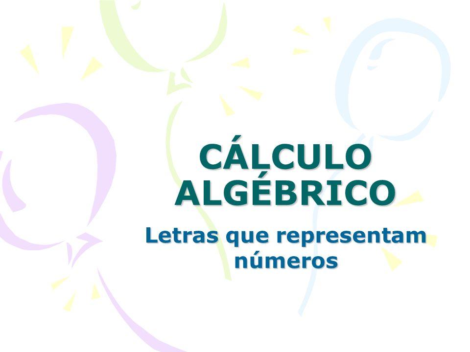 Letras que representam números