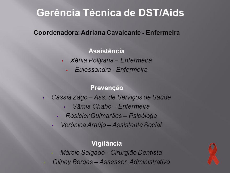Gerência Técnica de DST/Aids