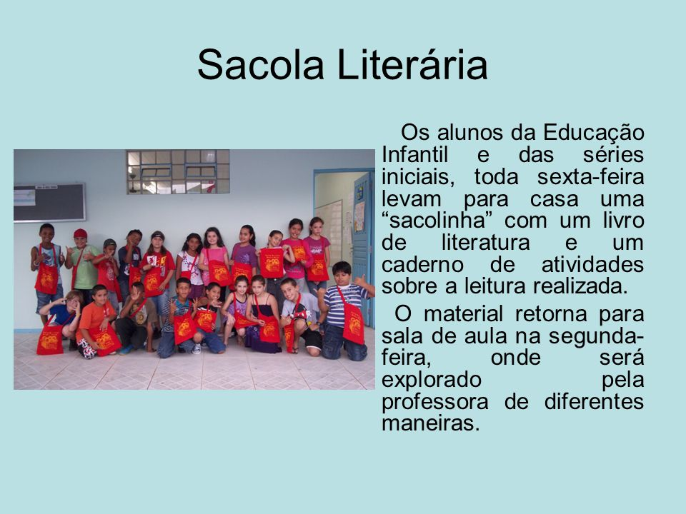 Sacola Literária