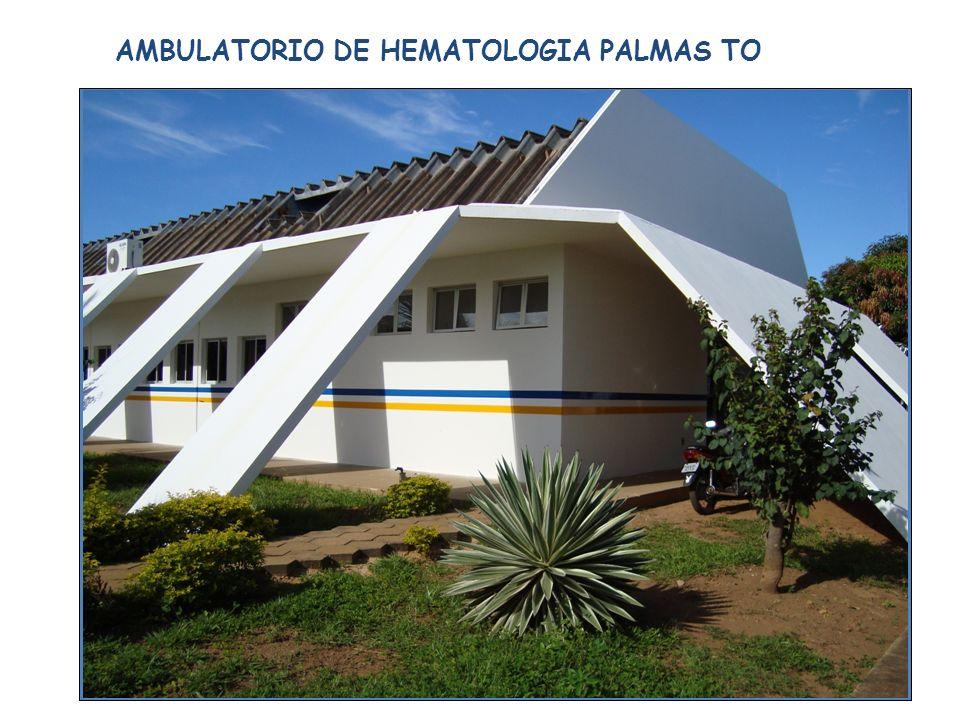 AMBULATORIO DE HEMATOLOGIA PALMAS TO