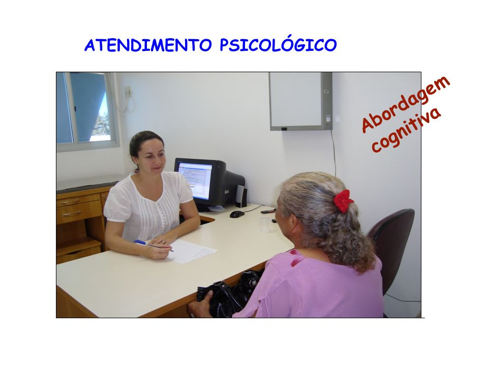 ATENDIMENTO PSICOLÓGICO