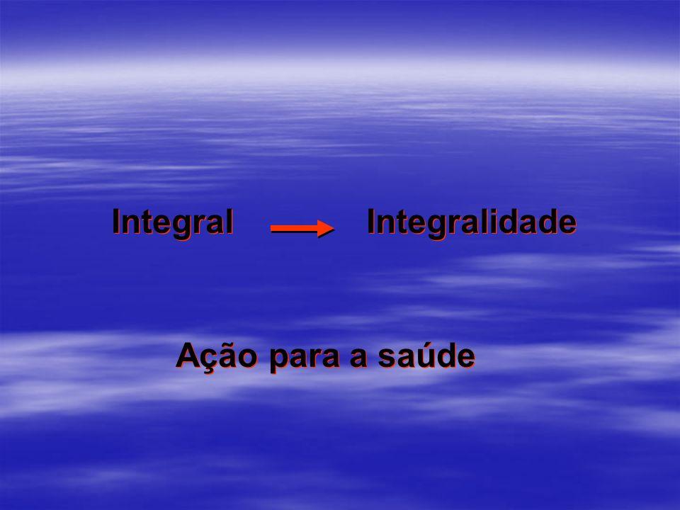 Integral Integralidade