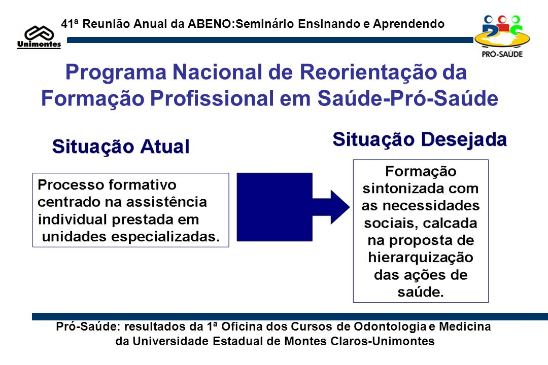 Programa Nacional de Reorientação da
