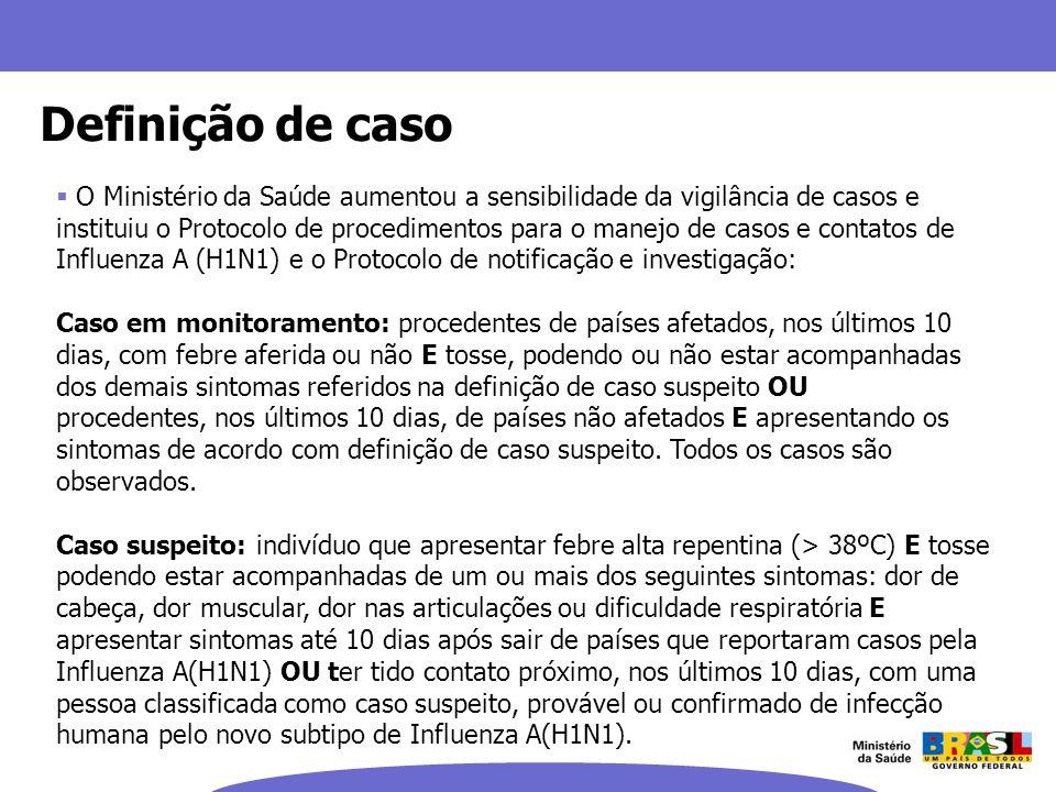 Definição de caso
