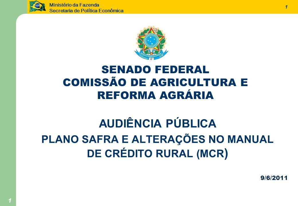 AUDIÊNCIA PÚBLICA SENADO FEDERAL