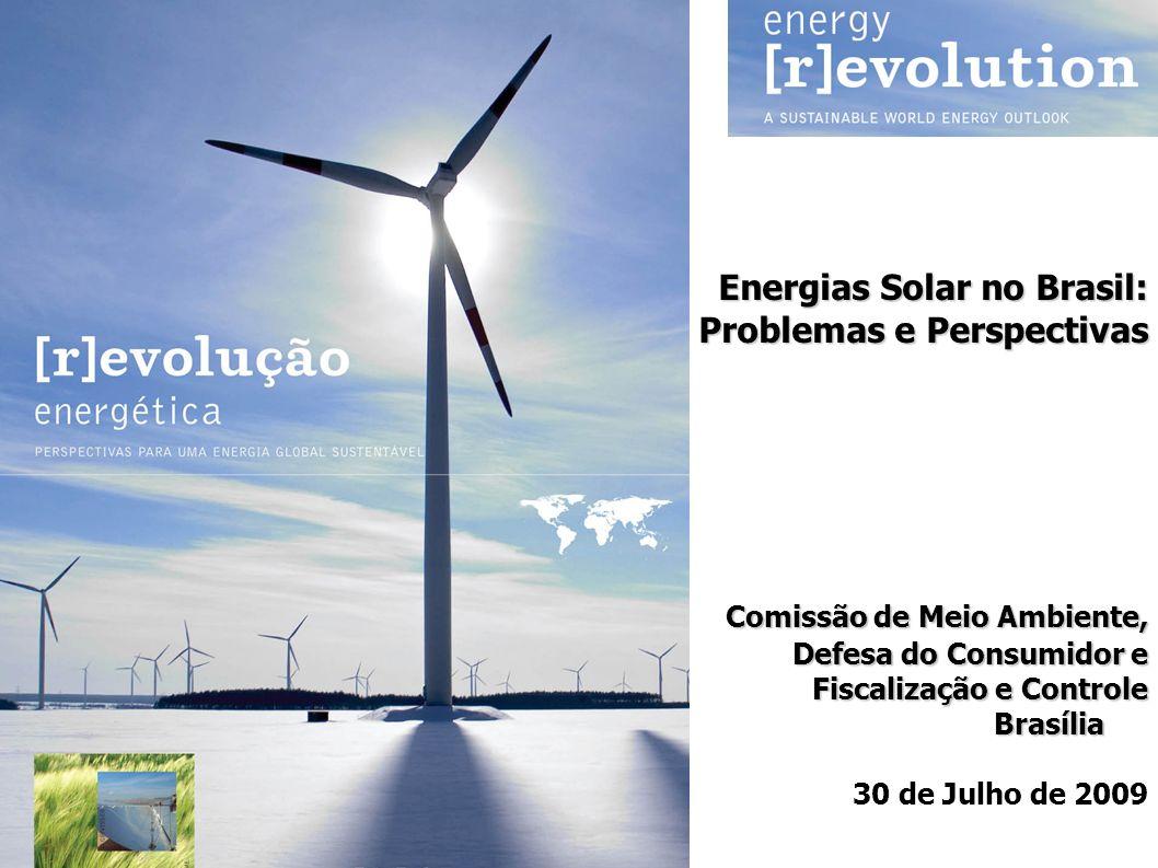 Energias Solar no Brasil: Problemas e Perspectivas