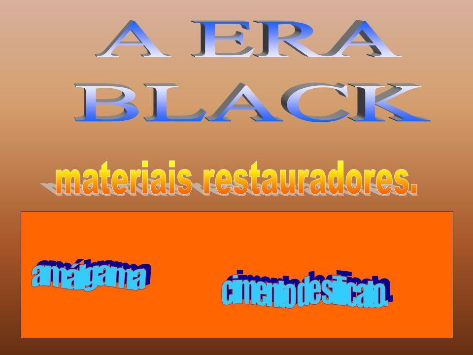 materiais restauradores.