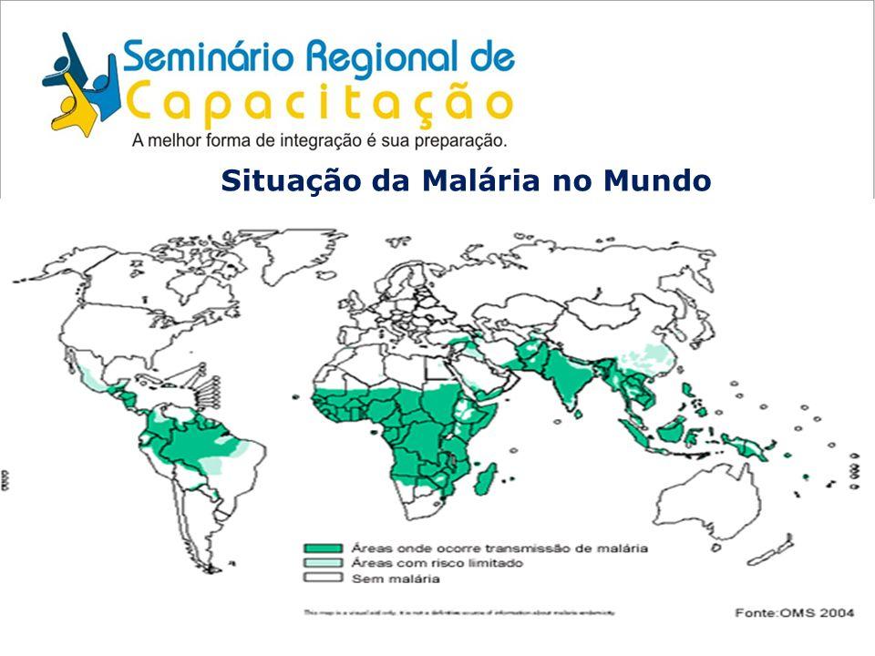 Situação da Malária no Mundo