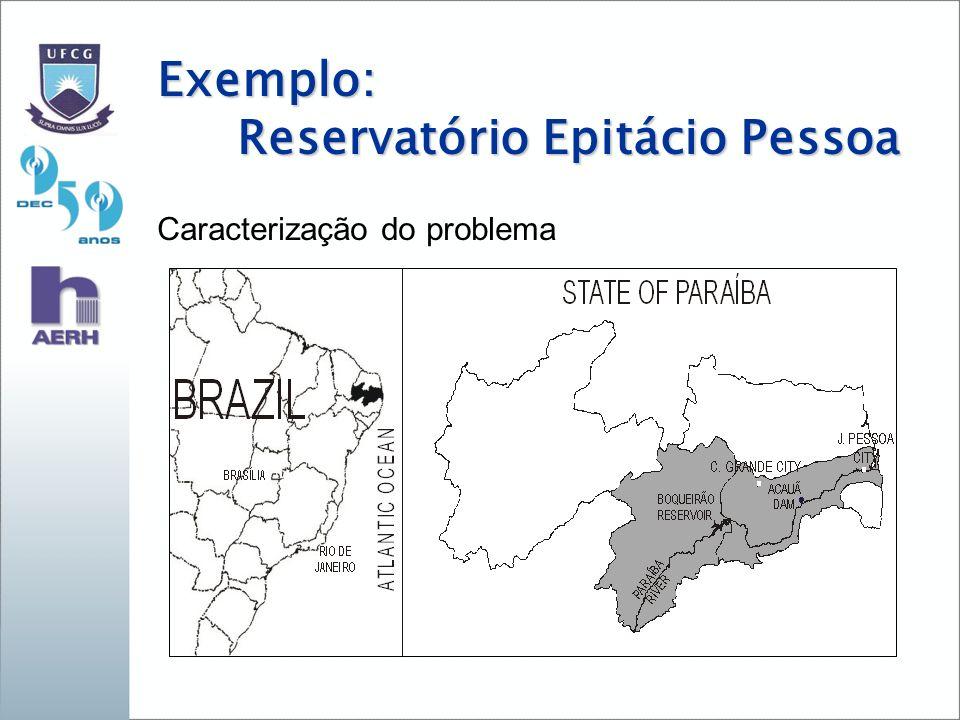 Reservatório Epitácio Pessoa