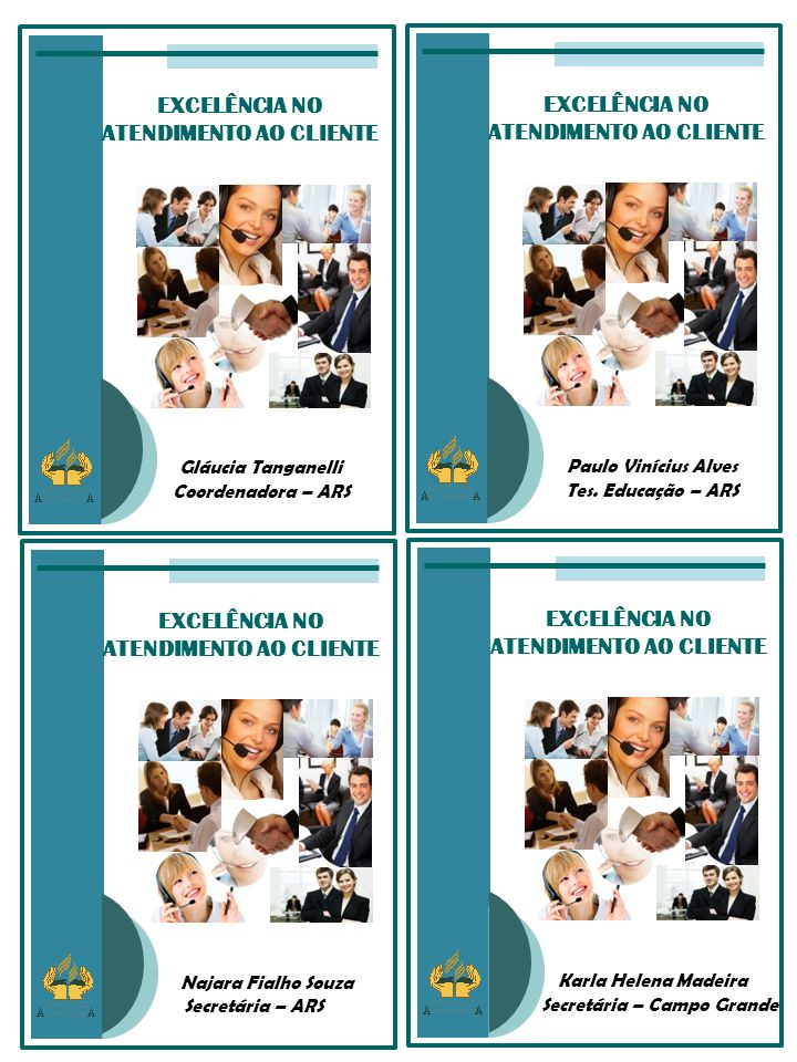 ATENDIMENTO AO CLIENTE EXCELÊNCIA NO ATENDIMENTO AO CLIENTE