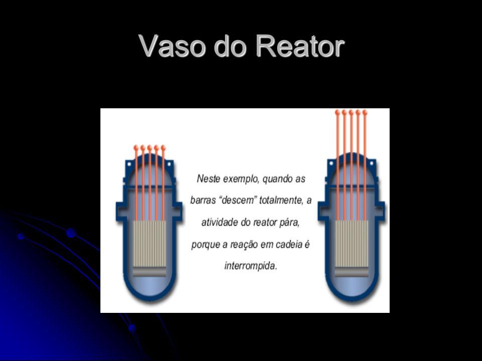 Vaso do Reator