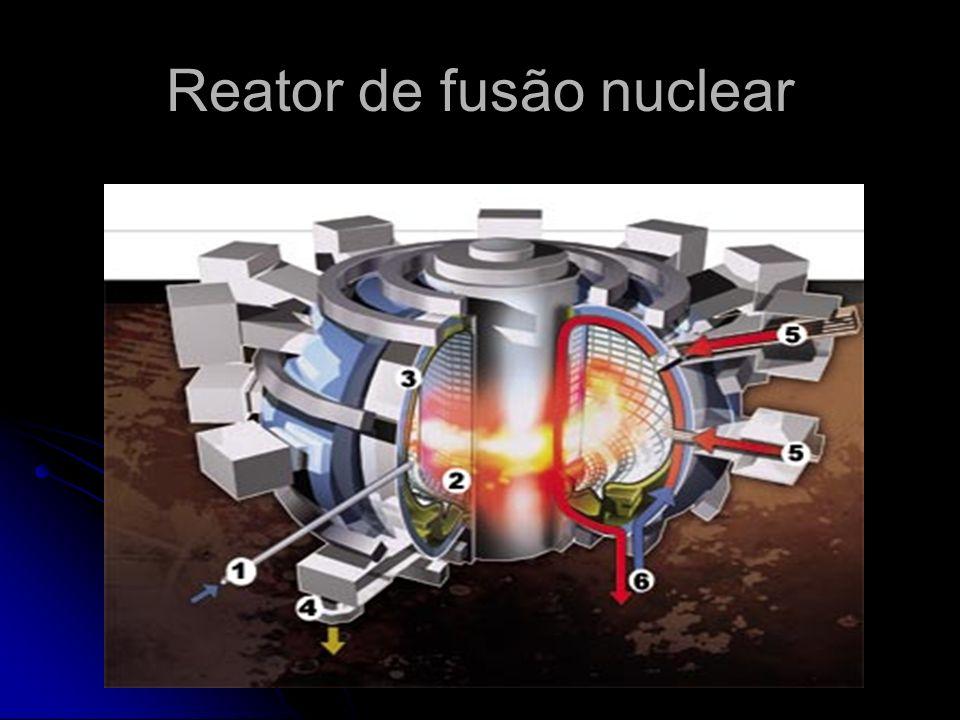 Reator de fusão nuclear
