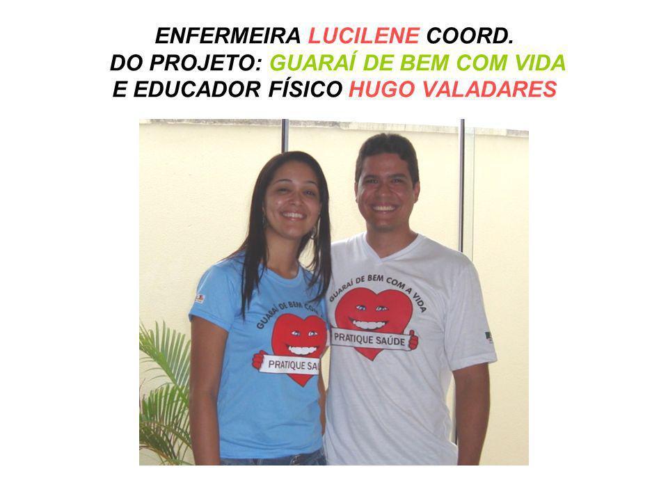 ENFERMEIRA LUCILENE COORD