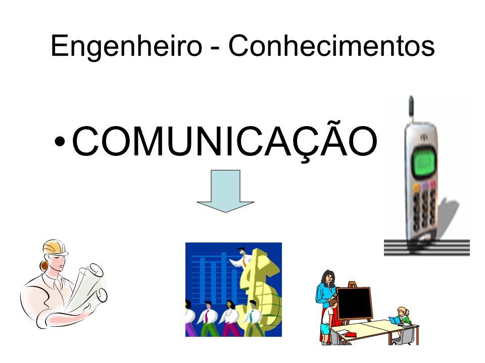 Engenheiro - Conhecimentos