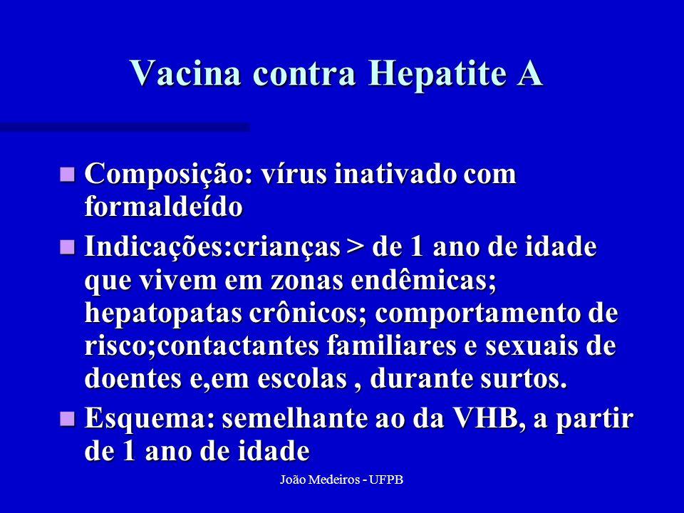 Vacina contra Hepatite A