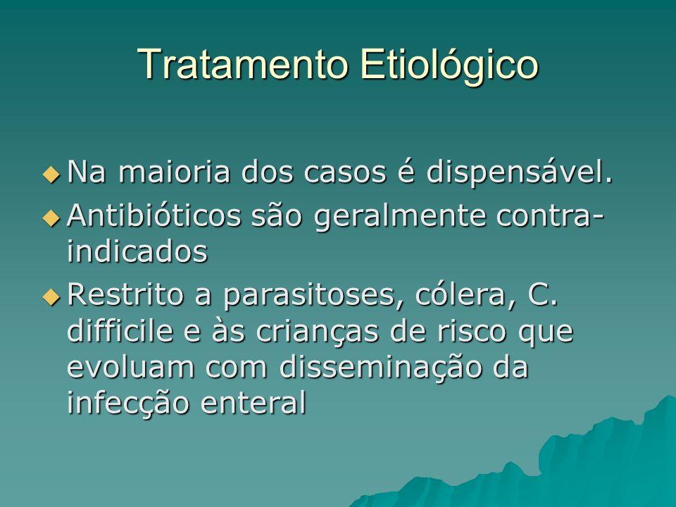 Tratamento Etiológico
