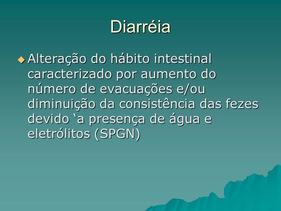 Diarréia
