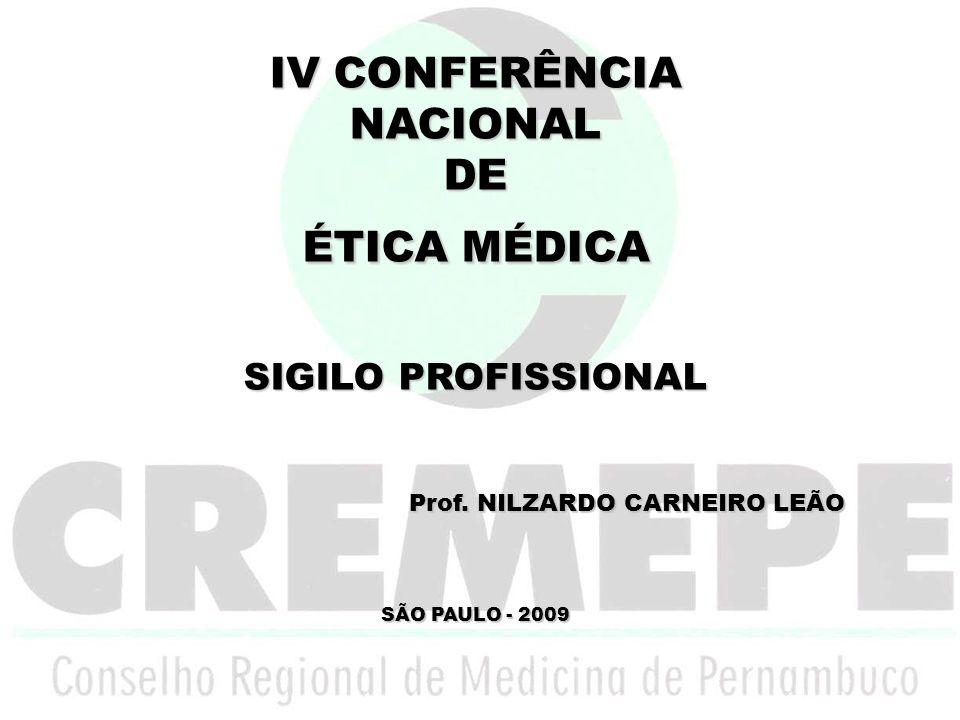 Prof. NILZARDO CARNEIRO LEÃO